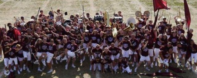 2016 Band Camp Picture
